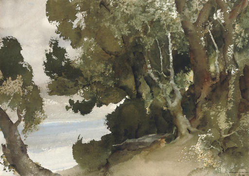 Sir William Russell Flint, R.A