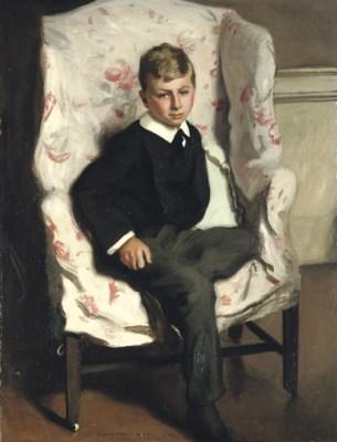 Harrington Mann, N.E.A.C. (186