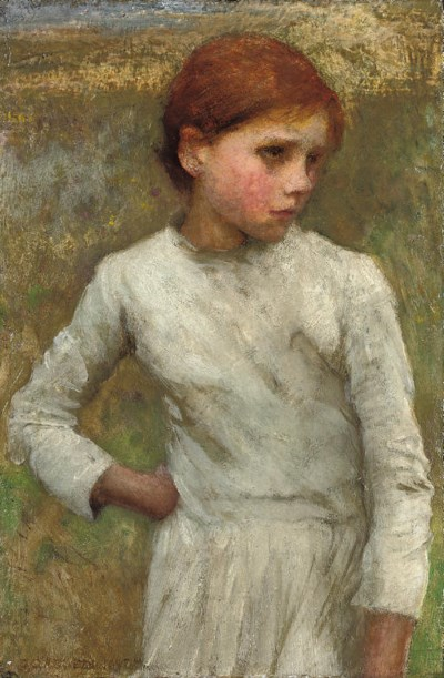 Sir George Clausen, R.A., R.W.