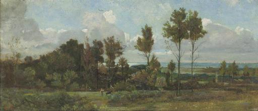 Giovanni Costa (Italian, 1826-