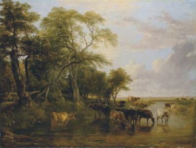 Frederick Richard Lee, R.A. (1