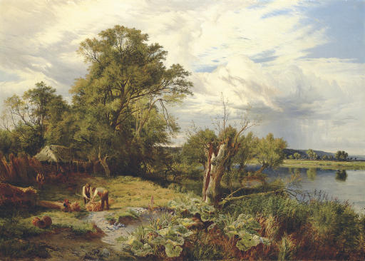 The Thames, near Pangbourne
