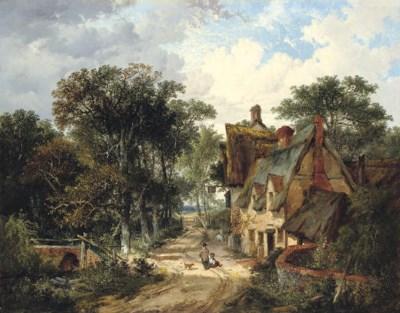 John Berney Ladbrooke (1803-18