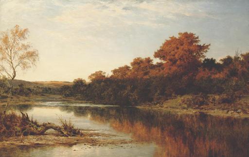 An Autumn Gleam