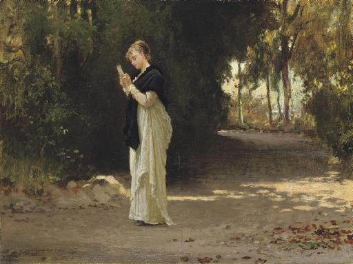 Marcus Stone, R.A. (1840-1921)