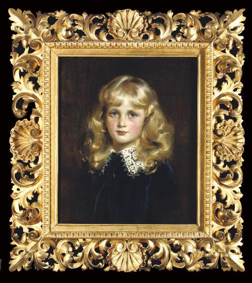 Portrait of Robert Berks Timmis, half-length