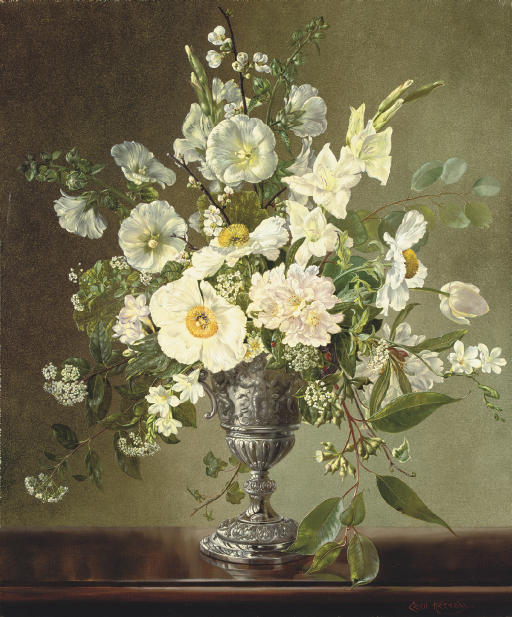 A White Arrangement