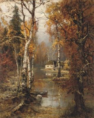 Iulii Iul'evich Klever (1882-1