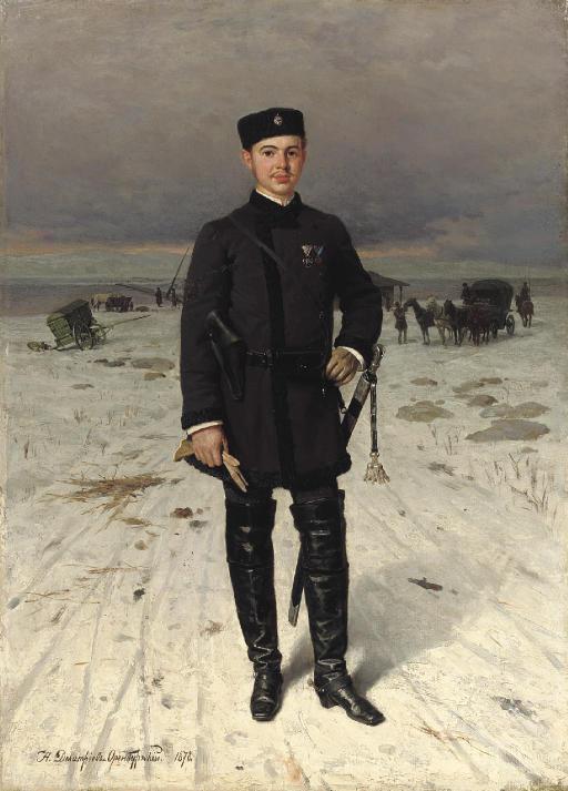 Nikolai Dmitrievich Dmitriev-O