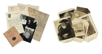 The personal archives of the a