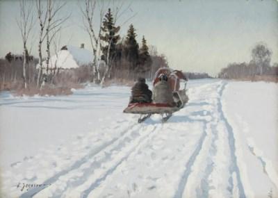 Andrei Afanas'evich Egorov (18