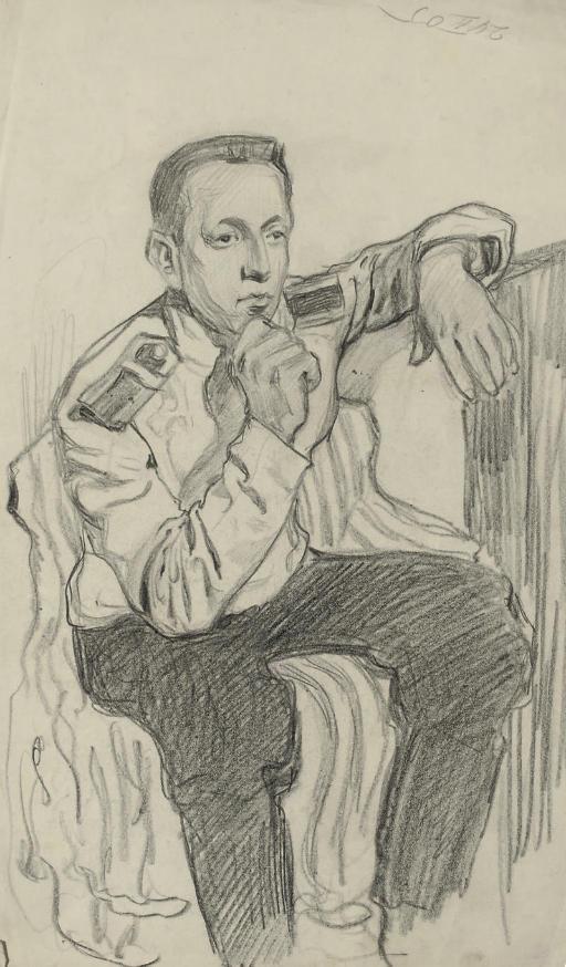 Mstislav Valer'ianovich Dobuzhinskii (1875-1957)
