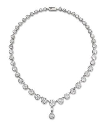 A DIAMOND RIVIERE