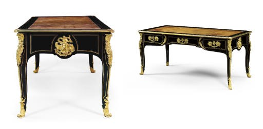 AN EARLY LOUIS XV ORMOLU-MOUNT