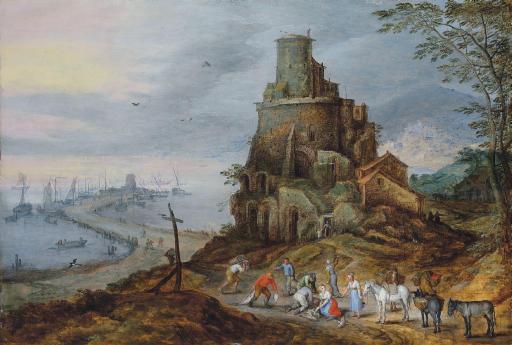 Jan Breughel II (Antwerp 1601-