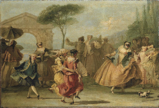 Giandomenico Tiepolo (Venice 1727-1804)