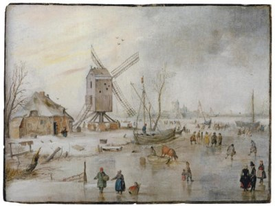 Hendrick Avercamp (Amsterdam 1