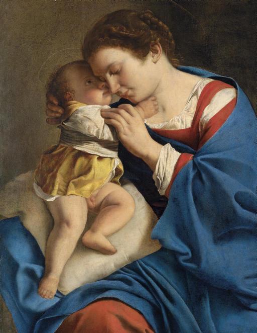 Orazio Gentileschi (Pisa 1563-1639 London)