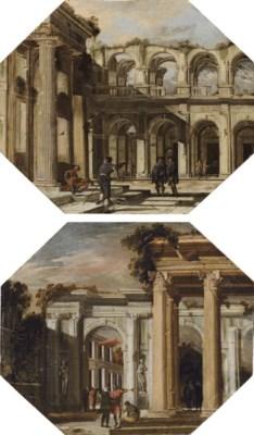 Studio of  Viviano Codazzi (Be