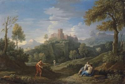 Jan Frans van Bloemen, l'Orizz