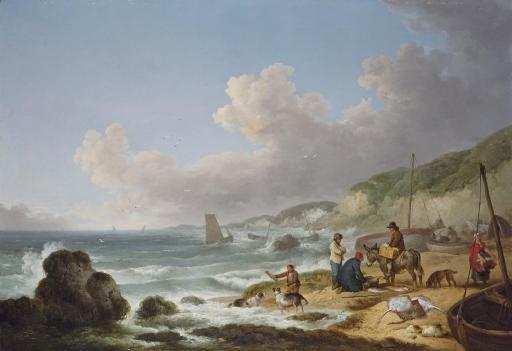 George Morland (London 1763-18