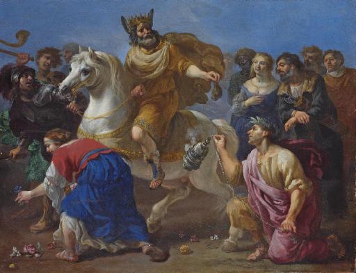 Michelangelo Cerquozzi (Rome 1602-1660)