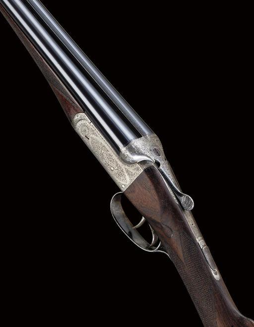 A FINE 28-BORE BOXLOCK EJECTOR GUN BY WATSON BROS., NO. 10170