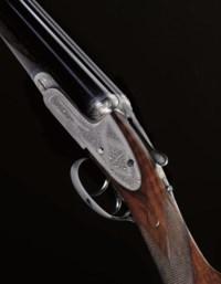 A FINE 12-BORE SIDELOCK EJECTOR GUN BY BOSS & CO, NO. 5083
