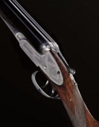 A FINE 12-BORE SIDELOCK EJECTOR GUN BY BOSS & CO, NO. 5083