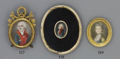 RUSSIAN SCHOOL, CIRCA 1790