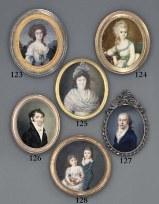 FOURCADE (FRENCH, FL. C. 1813/