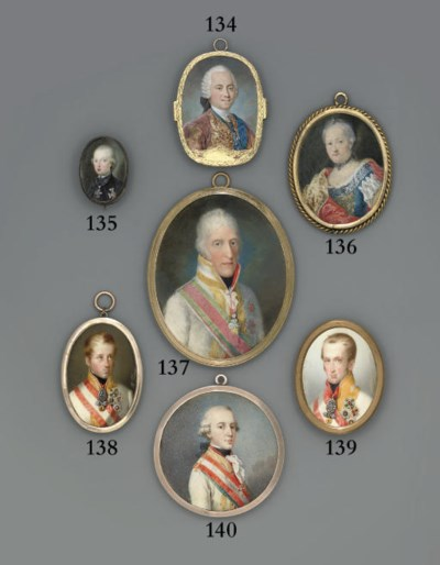 SAXON SCHOOL, CIRCA 1740