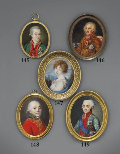 RUSSIAN SCHOOL, CIRCA 1792