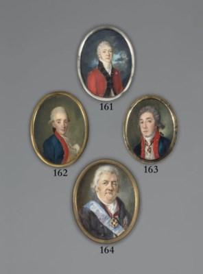 RUSSIAN SCHOOL, CIRCA 1770/75