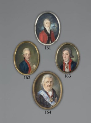 RUSSIAN SCHOOL, CIRCA 1790-95
