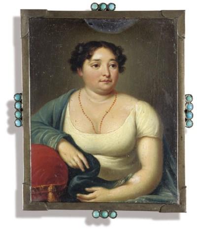 CONTINENTAL SCHOOL, CIRCA 1810