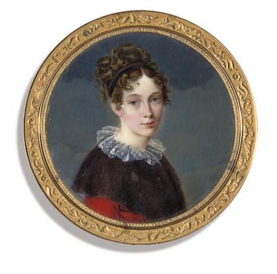RUSSIAN SCHOOL, CIRCA 1815/20