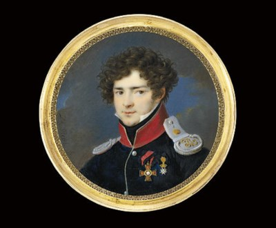 PIETRO DE ROSSI (RUSSIAN, 1761