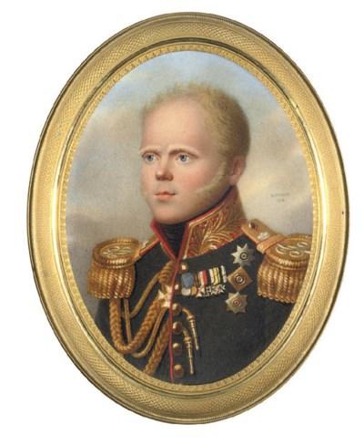 HENRI BENNER (FRENCH, 1776-aft