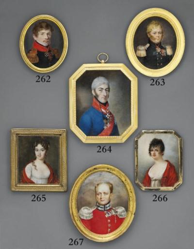 MÜLLER, CIRCA 1815