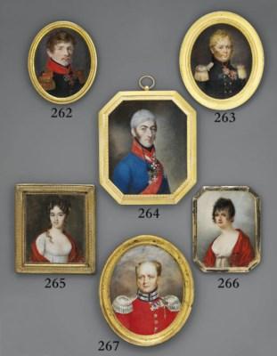 RUSSIAN SCHOOL, 1814