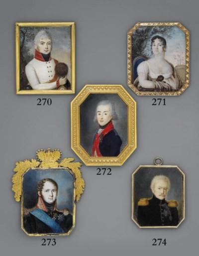 CONTINENTAL SCHOOL, CIRCA 1800