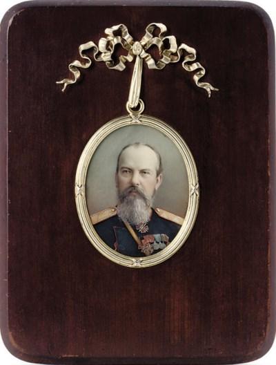 JOHANNES ZEHNGRAF (1857-1908)