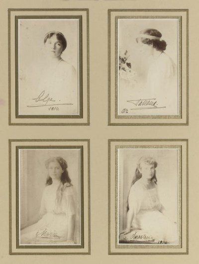 Four photographs of the Grand