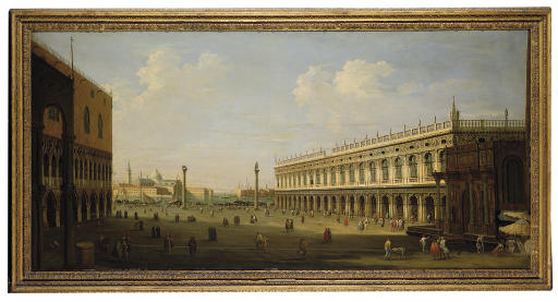 Follower of Antonio Canaletto