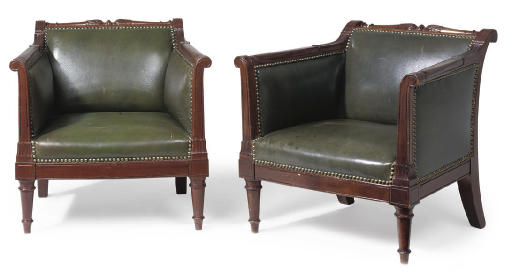 A MATCHED PAIR OF FRENCH MINIA