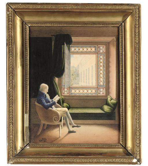 E. Fermery (fl. 1816)