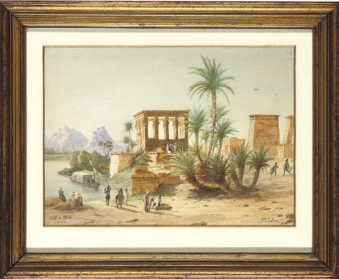 Hyppolite Serbron (French, 180
