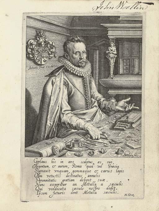 GOORLE, Abraham van (1549-1609