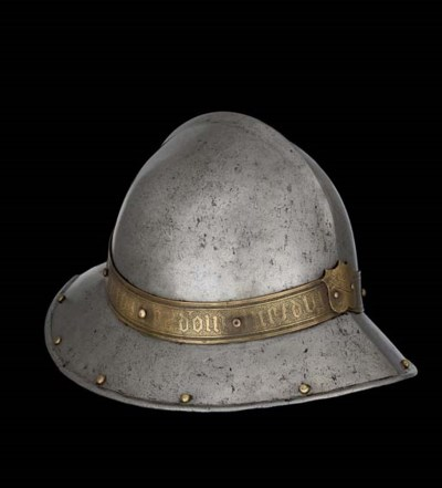 A SPANISH WAR HAT (CABACETE),